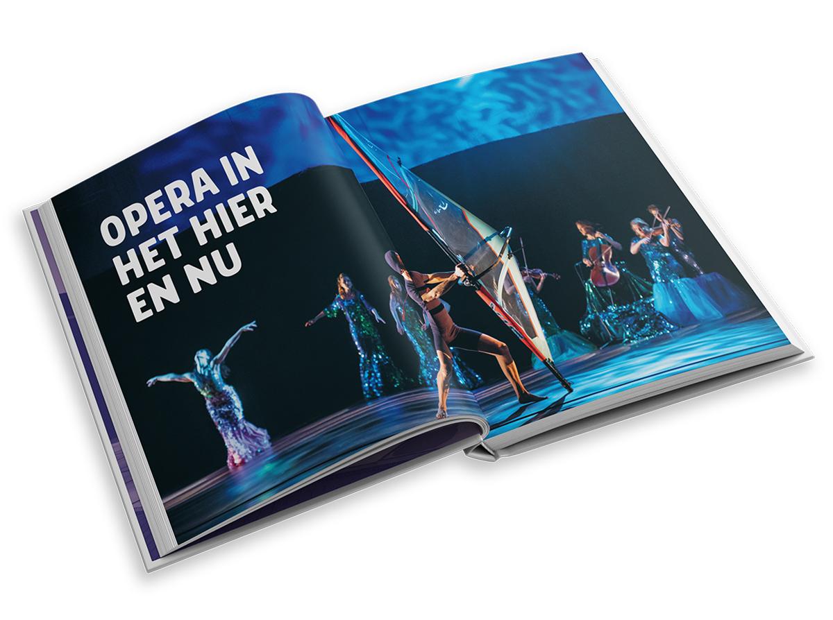 Boek Holland Opera