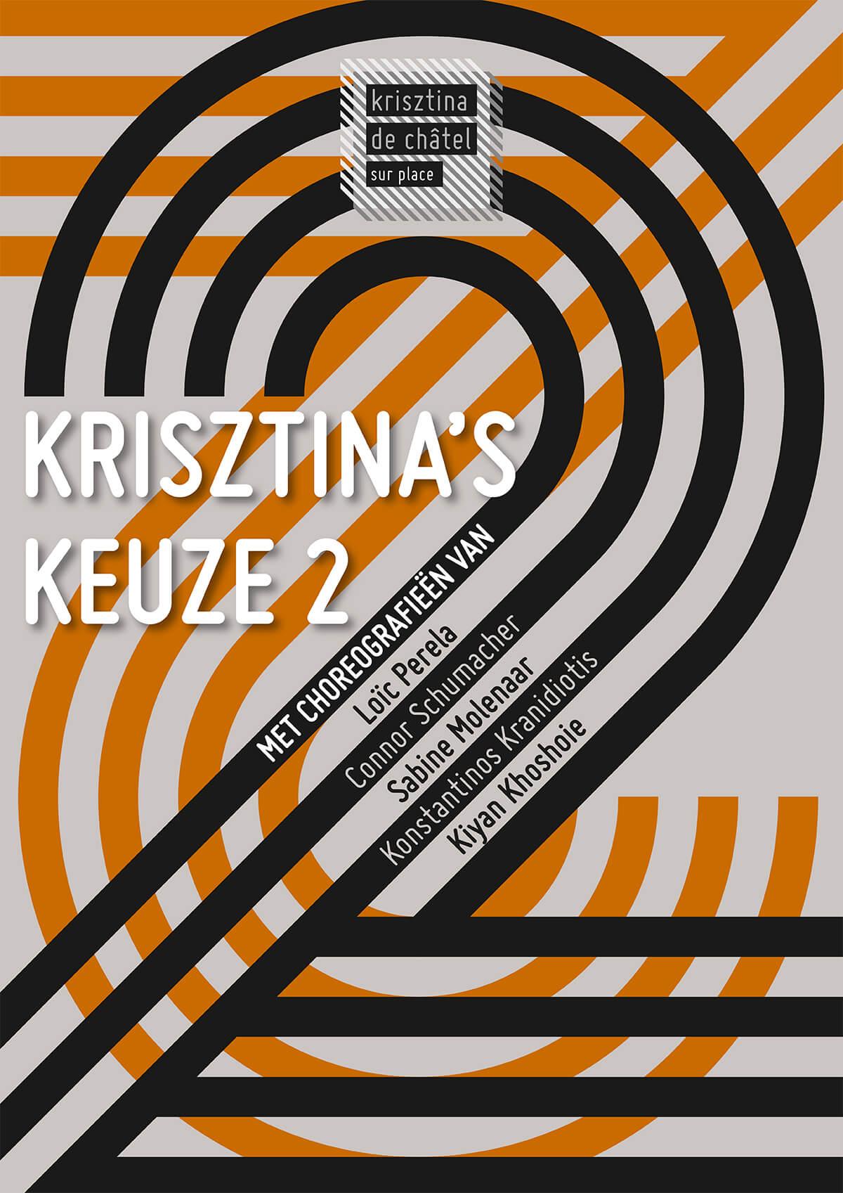 Krisztina de Châtel - Krisztina's keuze 2
