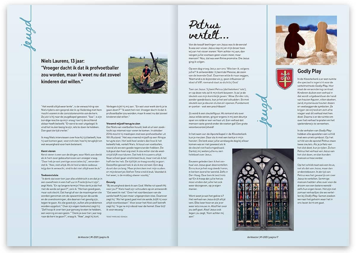 Magazine de Klooster