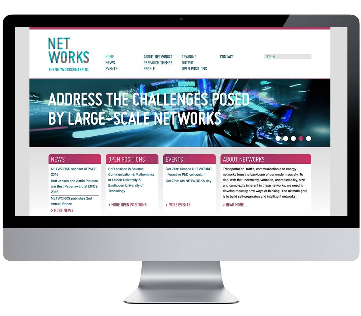 Networks website