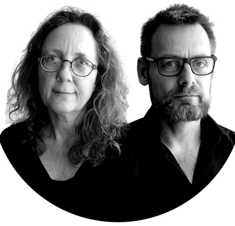 Quirine Reijman en Marthijn Stam
