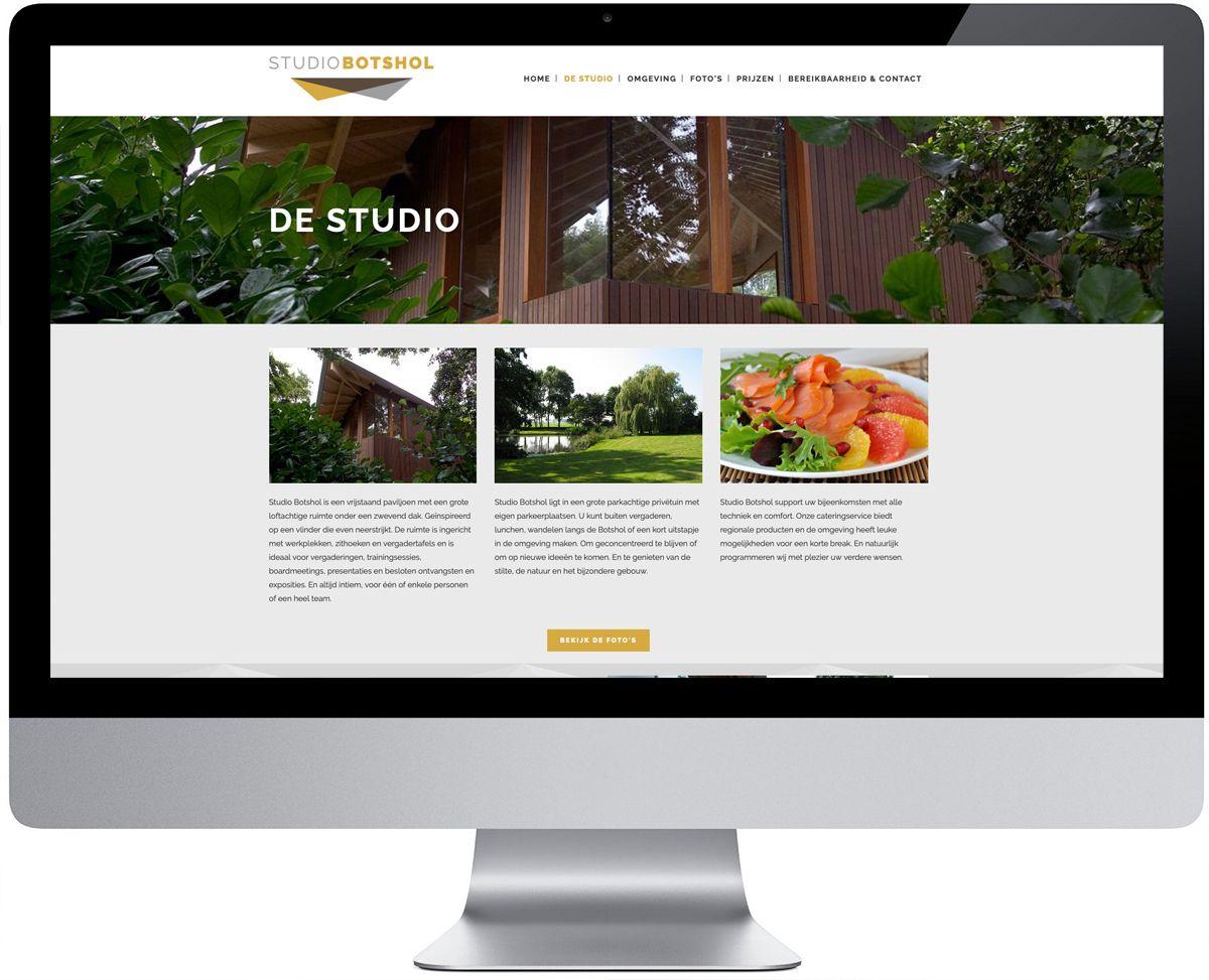 Website Studio Botshol