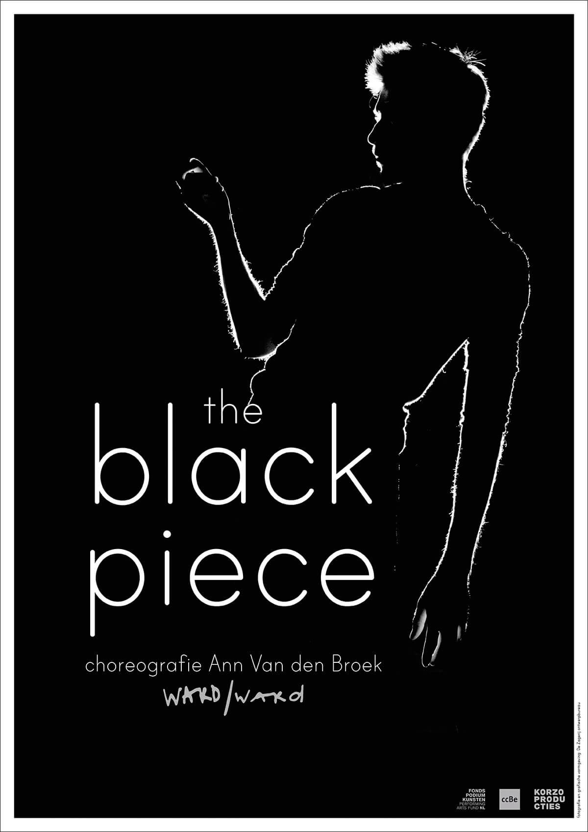 WArd/waRD - The Black Piece