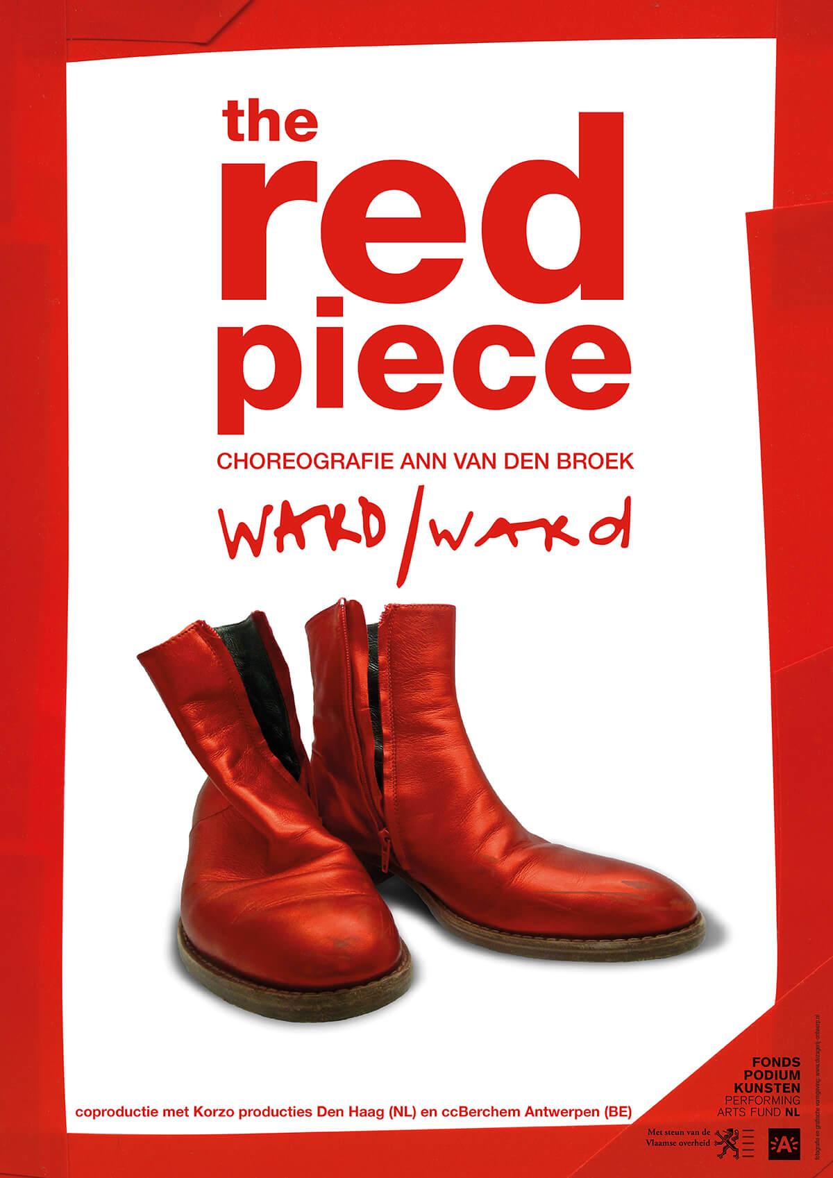 WArd/waRD - The Red Piece