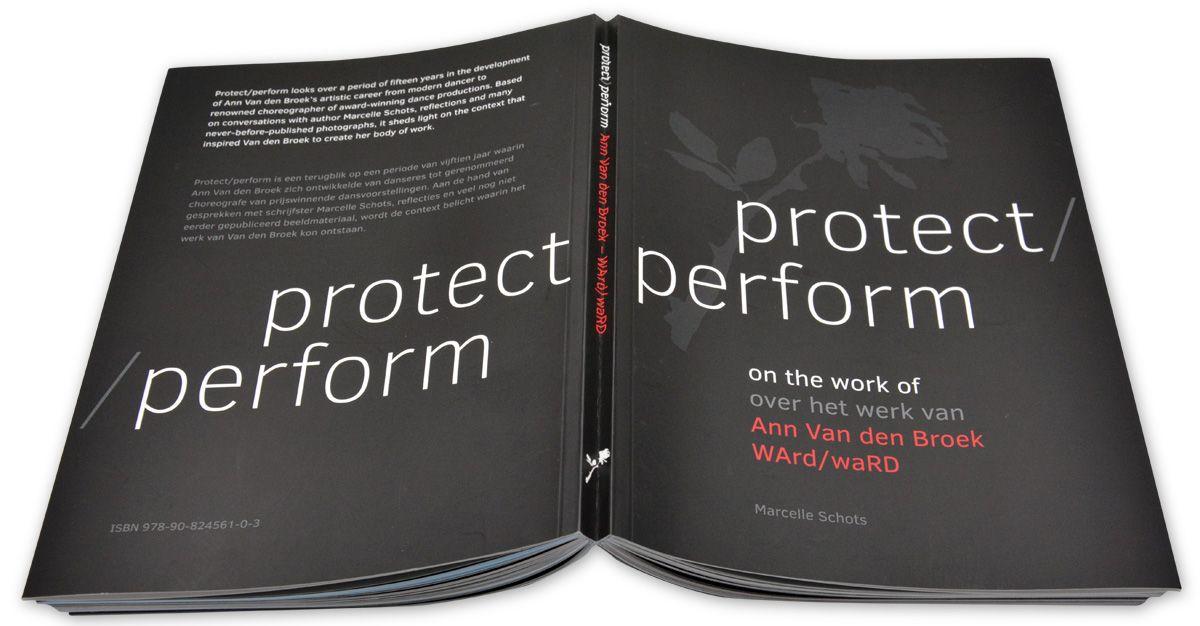 Boek Protect/Perform (cover) voor WArd/waRD