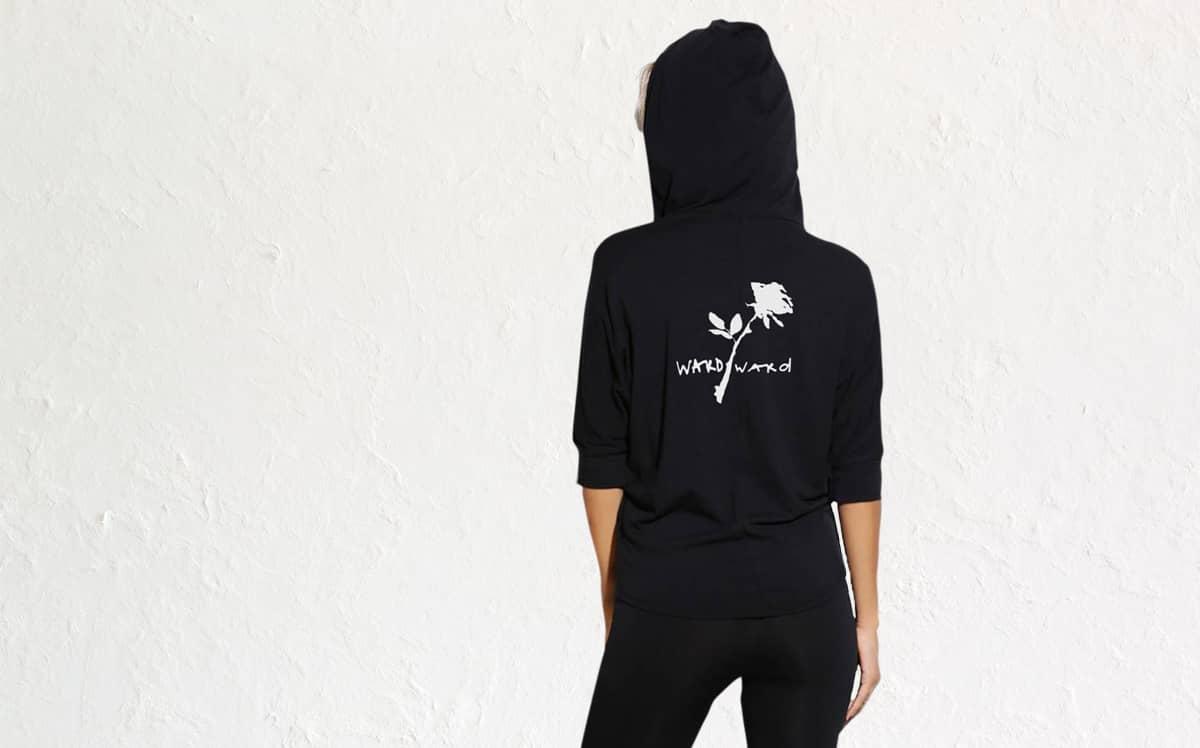 WArd/waRD hoodie