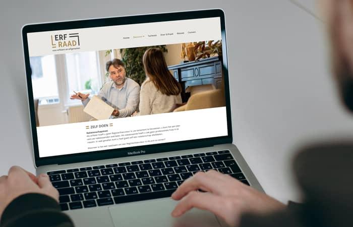 Voorbeelden van websites